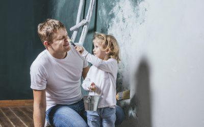 Colori per Pareti! Consigli utili per il benessere dei tuoi bambini