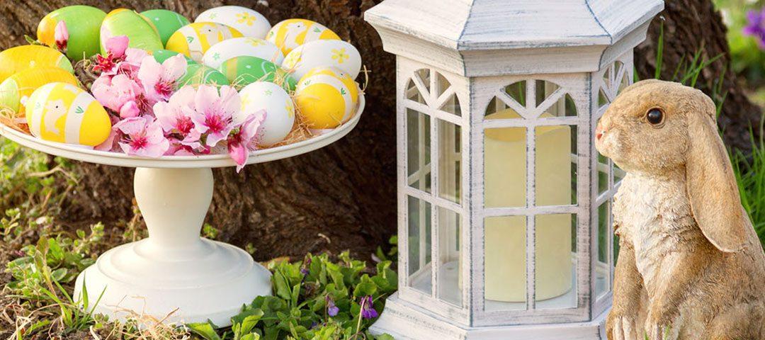 Mode e tendenze delle decorazioni di Pasqua 2019